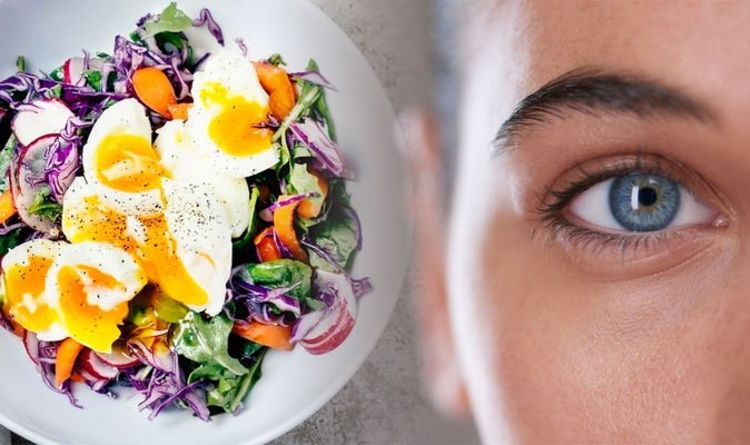 food for eye