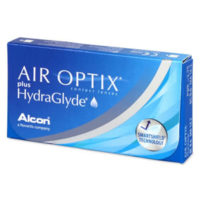 Air Optix plus HydraGlyde cyprus