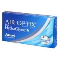 Air Optix plus HydraGlyde cyprus