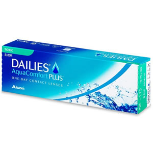 Dailies AquaComfort Plus Toric cyprus