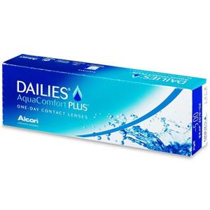 Dailies AquaComfort Plus cyprus