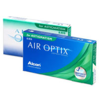 Air Optix for Astigmatism - elean opticians