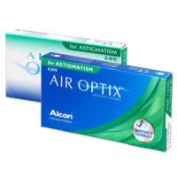 Air Optix for Astigmatism - elean opticians