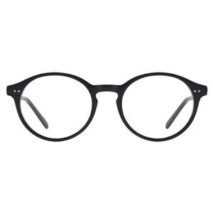 Acetate Full Rim Round Glasses Frame